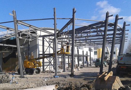 cantiere costruzioni edilizia