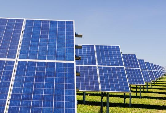 fotovoltaico con drone