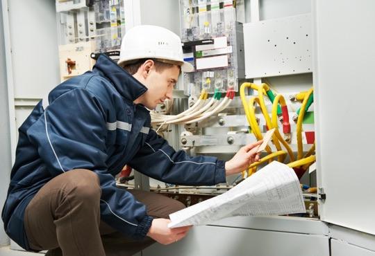 manutenzione impianti alta tensione